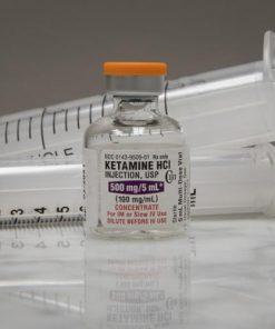 Ketamine drug